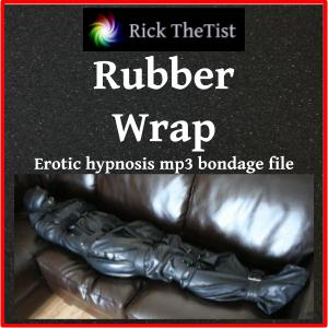 Rubber Wrap erotic Hypnosis